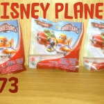 Blind Bag Mystery 073 Disney Planes Micro Drifters Mini Figures