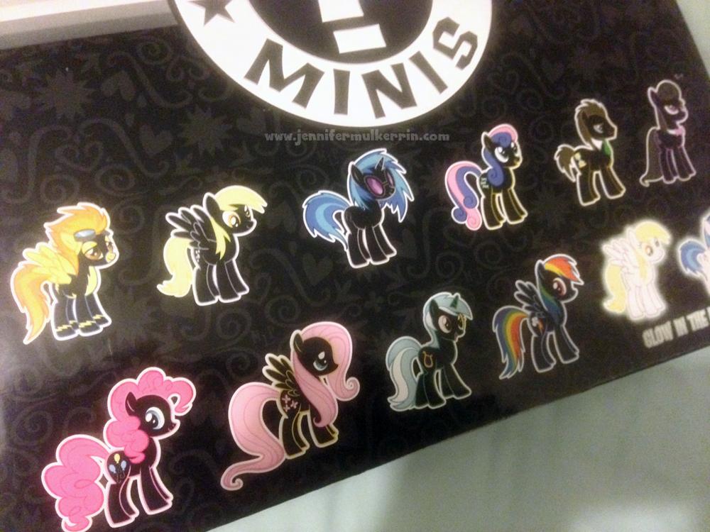 funko vinyl my little pony mystery minis