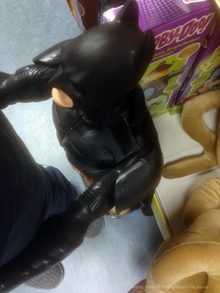 batman huge toy