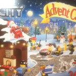 Lego City Advent Calendar 2013 Christmas Extravaganza Day 2