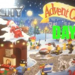Lego City Advent Calendar 2013 Christmas Extravaganza Day 17 Video