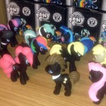 Review 033 Funko My Little Pony Mystery Minis Vinyl Figures Complete Collection