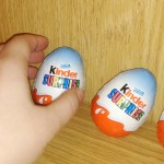 Kinder Sprinty Limited Edition Toys – Surprise Egg Mystery 005