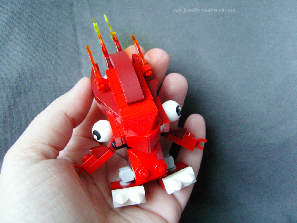 lego mixels flain toy