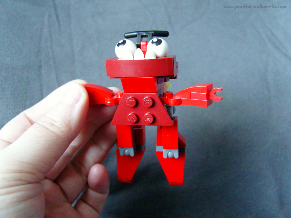 lego mixels zorch toy
