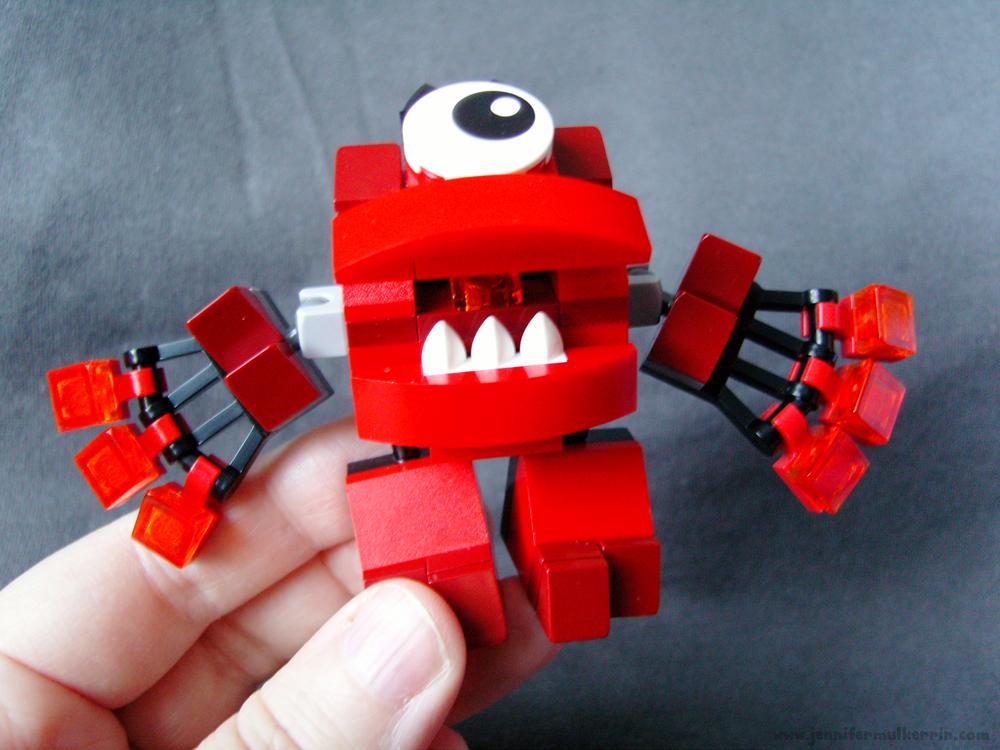 lego mixels vulk toy