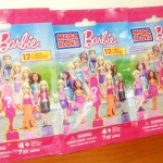Mega Bloks Barbie Mini Figures Blind Bag Mystery 89