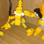 Lego Mixels, Volectro, Zaptor, Teslo and Electroids Max Toy Review