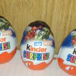Marvel Twistheads Kinder – Surprise Egg Mystery