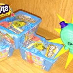 Blind Bag Mystery 102 Shopkins Baskets, Mini Figures