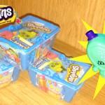 Blind Bag Mystery 102 Shopkins Baskets, Mini Figures