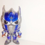 Optimus Prime Funko Pop Movies Transformers Metallic Exclusive