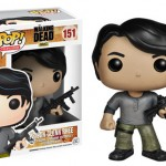 Pop! Television The Walking Dead Series 5 Vinyl Figures are Coming, and World of Pop! Book Sneak Peek!