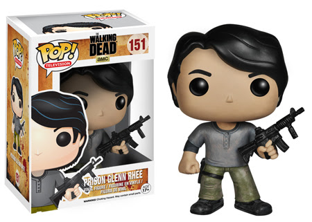 The Walking Dead Pop! Funko Prison Glenn Rhee Figure