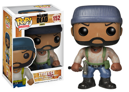 The Walking Dead Pop! Series 5 Tyreese figure