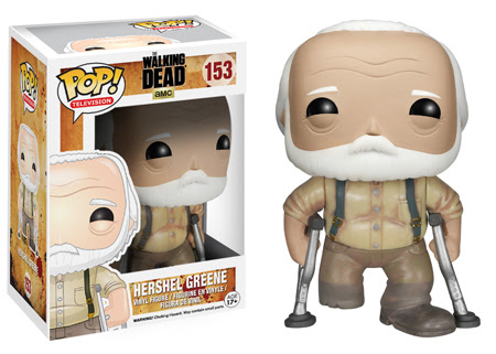 The Walking Dead Funko Pop! Series 5 Hershel Greene