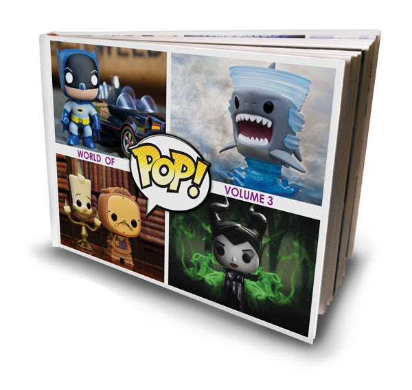 World of Pop! Book Volume 3, funko