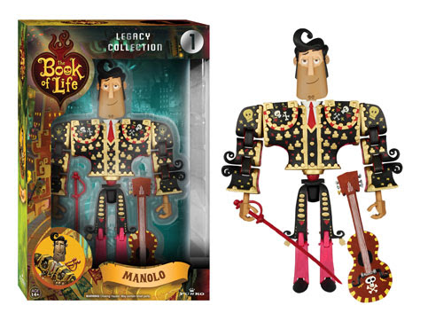 The Legacy Collection: Book of Life Manolo figure