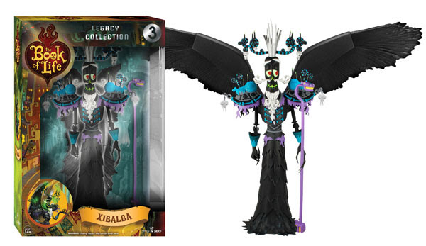 The Legacy Collection: Book of Life Xibalba funko figure toy