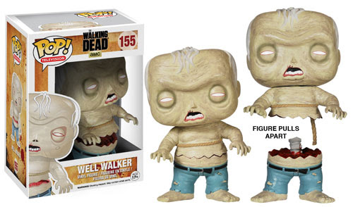 Pop! Television The Walking Dead Series 5 Funko Well Walker