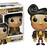 Pop! Movies: The Book of Life Vinyl Figures and Legacy Collection Coming Soon!