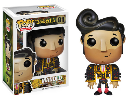 Funko Pop! Movies: The Book of Life Manolo.