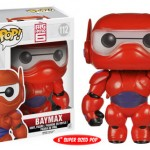 Funko Pop! Disney: Big Hero 6 Figures Coming Soon!