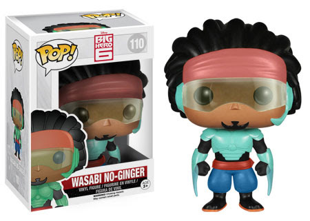 Wasabi No-Ginger Funko Pop! figure