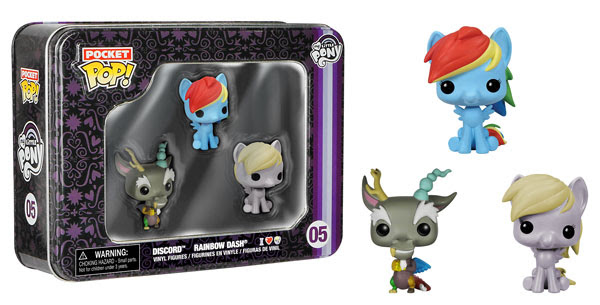 Funko Pocket Pop! Tins My Little Pony