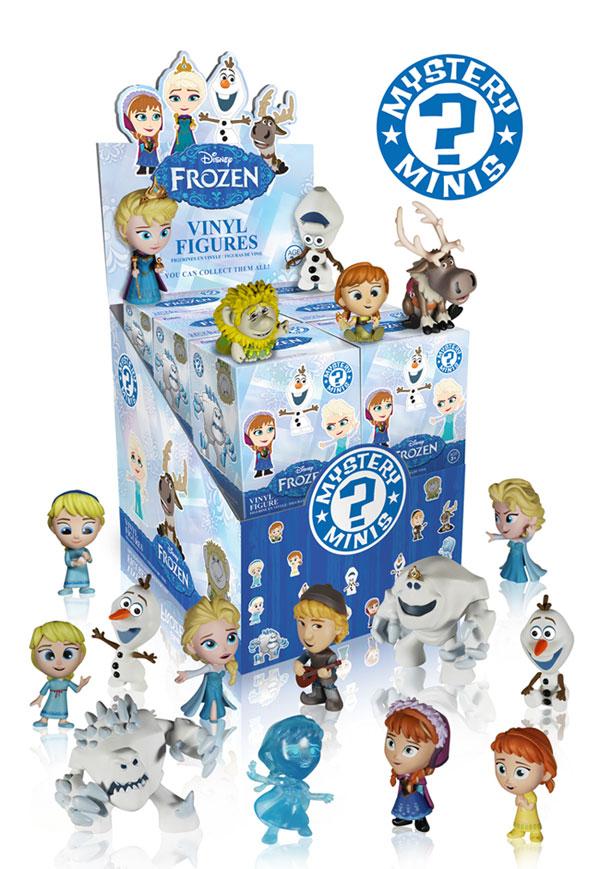 Disney Frozen Mystery Minis