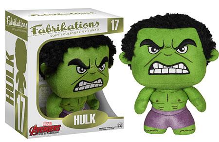 Avengers: Age of Ultron Fabrikations Hulk.