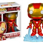 Avengers: Age of Ultron POP!, Mystery Minis, Pocket Pop Keychains, Fabrikations, and Mini Wacky Wobblers