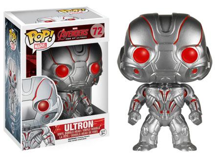 Pop Marvel Ultron figure. Funko.