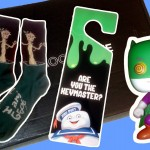 Loot Crate, Groot, The Joker- Batman, The Simpsons, Ghostbusters December 2014