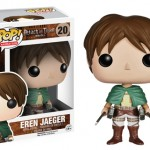 Funko Announces Pop! Animation: Attack on Titan Series