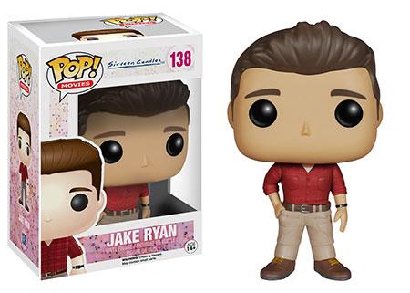POP! Movies: Sixteen Candles Jake Ryan figure.