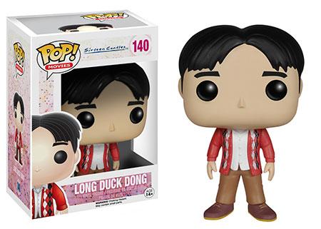 POP! Movies: Sixteen Candles Long Duck Dong figure.