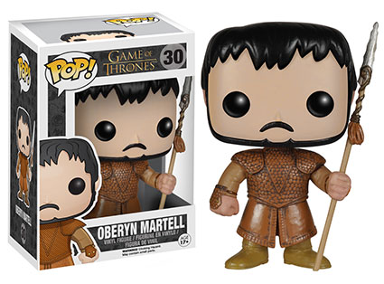 Game of Thrones Series 5 Pop! Oberyn Martell.