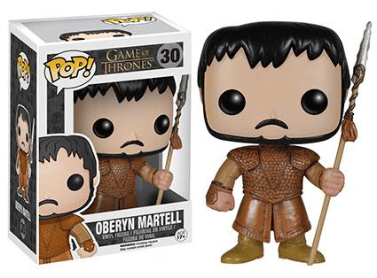Game of Thrones Series 5 Pop! Oberyn Martell.