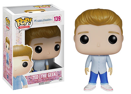 POP! Movies: Sixteen Candles Ted the Geek figure.