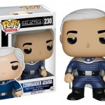 Funko Pop! Television: Battlestar Galactica, Coming Soon
