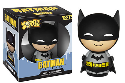 Vinyl Sugar: Batman Dorbz