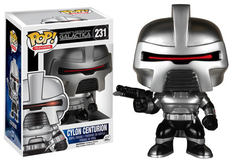 Cylon Centurion Battlestar Galactica Funko Pop!