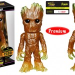 Hikari Sublime Greedo & Internet Gaming Exclusive Annihilation Groot Figures