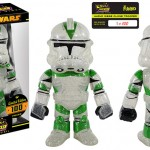 Hikari 442nd Siege Clone Trooper + Glitter Version Figures