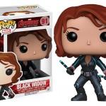 Pop! Marvel: Avengers: Age of Ultron – Black Widow