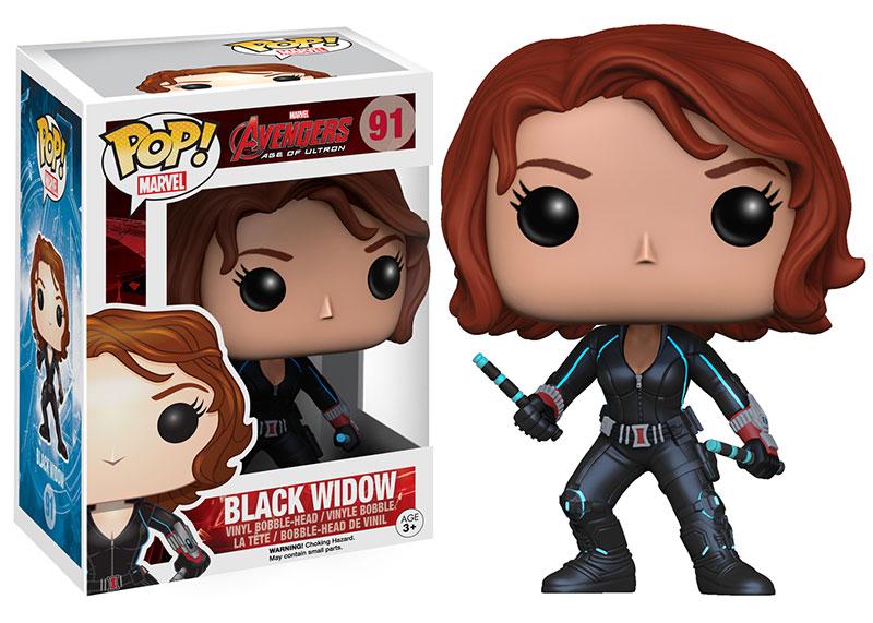 Pop! Marvel: Avengers: Age of Ultron - Black Widow