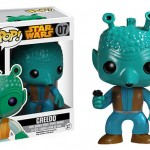 Star Wars Vault Pop!: Greedo Coming Soon!
