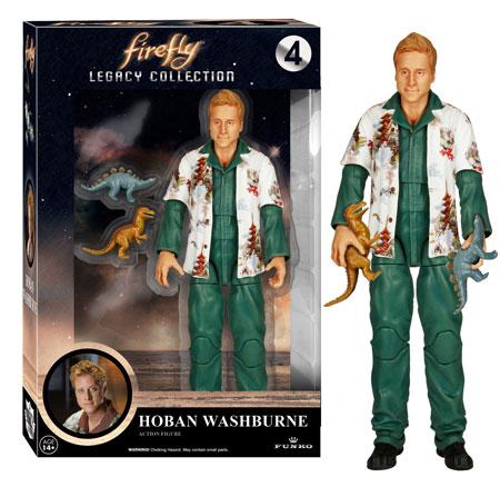 Funko Firefly Legacy Collection figure Hoban Washburne.