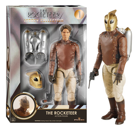 Funko The Legacy Collection: The Rocketeer figure